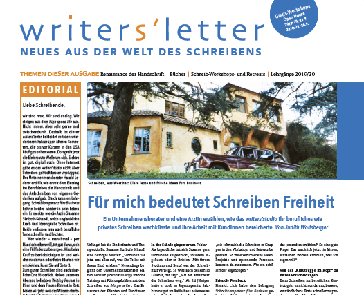 writersletter